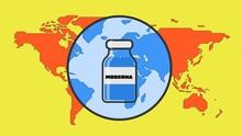 INFOGRAFIS: 7 Negara Pengguna Vaksin Moderna