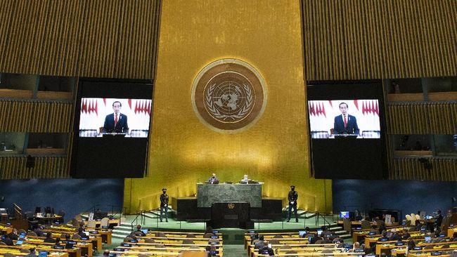 Kantor Staf Presiden menyebut PBB tidak mengecek kebenaran kabar kekerasan di Papua itu kepada Pemerintah Indonesia, sehingga laporan tidak berimbang.
