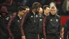 Solskjaer Akui Larang Ronaldo Main Lawan West Ham