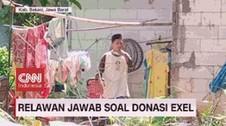 VIDEO: Relawan Jawab Soal Donasi Exel