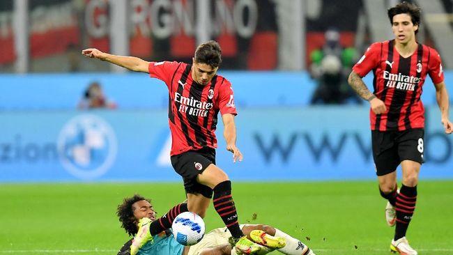 AC Milan mengalahkan Venezia 2-0 pada pekan kelima Liga Italia di Stadion San Siro, Kamis (23/9) dini hari waktu Indonesia.