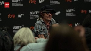 VIDEO: Johnny Depp Merasa Jadi Korban 'Cancel Culture'