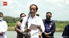 VIDEO: Jokowi: Rehabilitasi Mangrove Harus Kita Lakukan