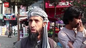 VIDEO: Warga Kabul Puji Hukum Syariat Islam ala Taliban