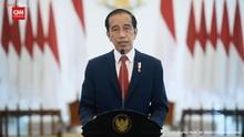 Jokowi: Indonesia-Malaysia Akan Terus Tingkatkan Kerja Sama