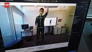 VIDEO: Utak-atik Jaringan 6G Buat Riset Teleportasi Virtual