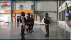 VIDEO: Polisi Sterilisasi Venue Terbang Layang PON XX