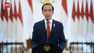 VIDEO: Di Sidang PBB, Jokowi Sebut Penanganan Pandemi Timpang
