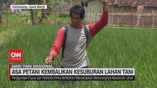 VIDEO: Asa Petani Kembalikan Kesuburan Lahan Tani