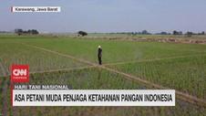 VIDEO: Asa Petani Muda Penjaga Ketahanan Pangan Indonesia