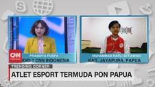 VIDEO: Atlet Esport Termuda PON Papua