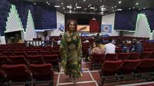 FOTO: Bioskop Somalia Dibuka Setelah Puluhan Tahun Tutup