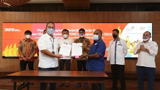 Resmi Jadi Official Partner, Telkom Siap Sukseskan PON Papua