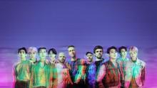 Aksi Saling Puji Coldplay dan BTS di Dokumenter My Universe