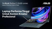 INFOGRAFIS: Laptop Performa Tinggi untuk Konten Kreator