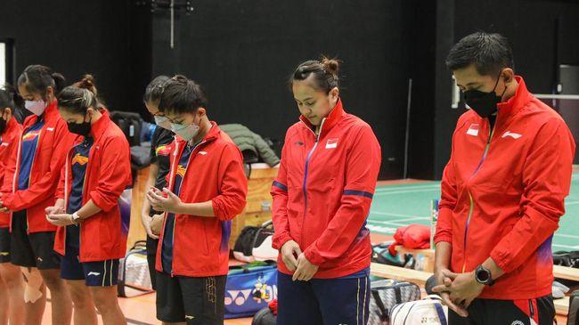 Keberhasilan Indonesia melangkah ke perempat final membuat skuad Merah-Putih menjaga mimpi memulangkan Piala Sudirman.