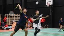 Link Live Streaming Piala Sudirman Indonesia vs Rusia
