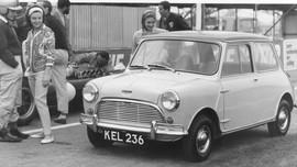 Legenda Morris Mini, Kultur British yang Lahir dari Krisis