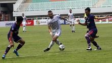 Hasil Liga 1: Kalahkan Persita, Bali United Pimpin Klasemen