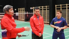 Nasi Rendang Tambah Semangat Tim Piala Sudirman Indonesia