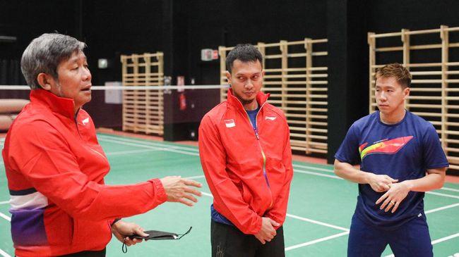 Pebulutangkis ganda putra Indonesia Marcus Fernaldi Gideon berambisi mengakhiri kutukan 32 tahun Indonesia di ajang Piala Sudirman 2021.