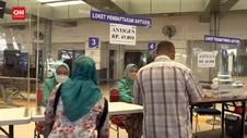 VIDEO: Mulai Hari ini Tarif Test Antigen di Stasiun Rp45 Ribu