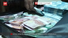 VIDEO: Polisi Grebek Rumah Produksi Uang Palsu di Boyolali
