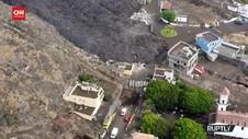 VIDEO: Gunung Meletus Dan Banjir Bandang Terjang Spanyol