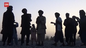 VIDEO: Momen Taliban Menari Sambil Nikmati Matahari Terbenam