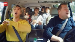 VIDEO: Kalimat yang Buat James Corden Kena 'Cancel' ARMY BTS