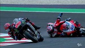 VIDEO: Momen Terbaik MotoGP San Marino 2021