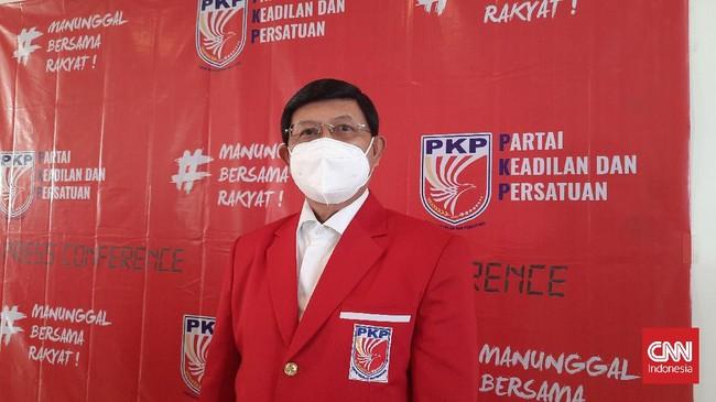 PKP Siap Jadi Fraksi TNI-Polri Jika Lolos ke DPR 2024