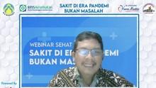 Bos BPJS Kesehatan Ajak Semua Pihak Gotong Royong Lawan Covid