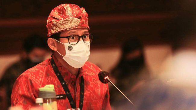 Kemenparekraf menyatakan pihaknya siap membuka pariwisata Bali pada Oktober.