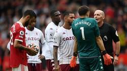 Kiper Aston Villa Psywar ke Fernandes, Tunjuk Ronaldo dan Joget-Joget