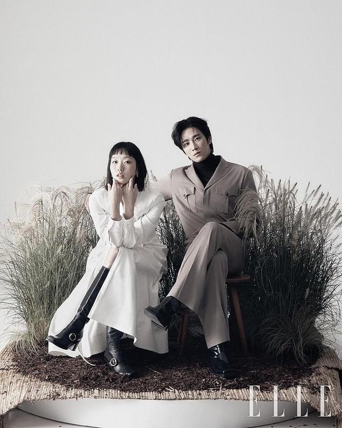 Drama Korea, Yumi's Cell menceritakan Yumi, seorang perempuan pekerja biasa yang tidak bisa mengungkapkan perasaannya. Ia memiliki sel-sel dalam otaknya yang merepresentasikan berbagai emosi yang dimilliki. / foto: instagram.com/ellekorea