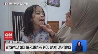 VIDEO: Waspada Gigi Berlubang Picu Sakit Jantung