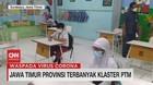 VIDEO: Jatim Provinsi Terbanyak Klaster PTM