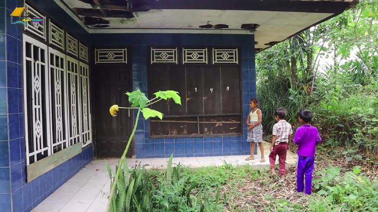 Rumah Angker di Cianjur
