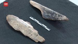 VIDEO: Arkeolog Temukan Alat Jahit Berusia 120 Ribu Tahun