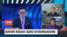 VIDEO: Akhir Kisah Azis Syamsuddin