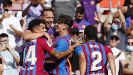 Hasil Liga Spanyol: Barcelona Kalahkan Levante 3-0