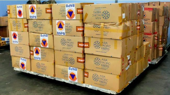 BNPB meluncurkan Gerakan Mobil Masker di Papua untuk memastikan PON XX digelar aman melalui protokol kesehatan yang ketat demi mencegah lonjakan kasus Covid-19.