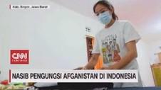 VIDEO: Nasib Pengungsi Afghanistan di Indonesia