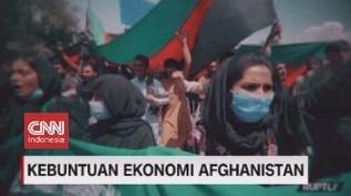 VIDEO: Kebuntuan Ekonomi Afghanistan