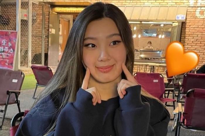 Selain itu, Lee Jung juga fasih berbahasa Inggris karena ia sempat tinggal di Amerika Serikat. Ia juga dikenal dengan nama Amerika-nya, yaitu Julia Lee./Foto: instagram.com/leejung_lee