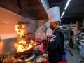 FOTO: Selamat Datang di Era 'Dapur Hantu'