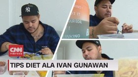 VIDEO: Tips Diet ala Ivan Gunawan