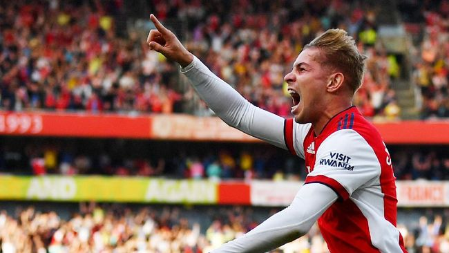 Arsenal mengalahkan Tottenham Hotspur 3-1 dalam derbi London Utara pada pekan keenam Liga Inggris di Stadion Emirates.