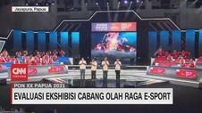 VIDEO: Evaluasi Ekshibisi Cabang Olah Raga E-Sport